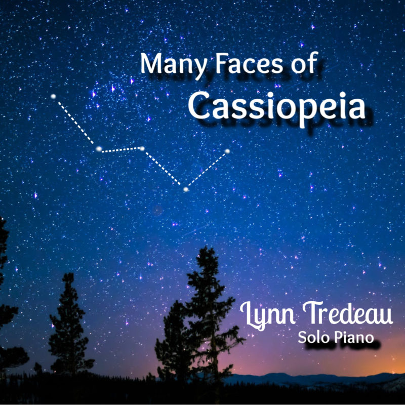 Many Faces of Cassiopeia (single release)