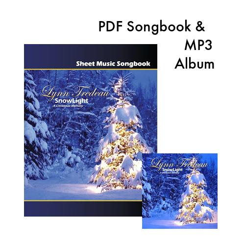 SnowLight (A Christmas Memory)-Digital Bundle